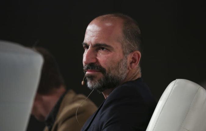 Neuer Uber-CEO verlässt Aufsichtsrat der New York Times