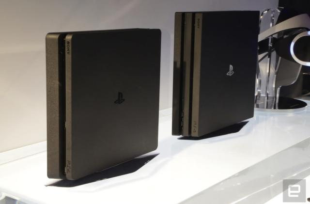 What happened at Sony's PlayStation 4 Pro event
