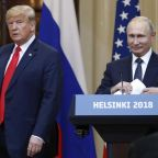 Trump says people at 'higher ends of intelligence' loved his Putin press conference