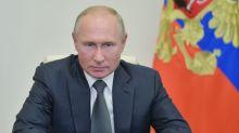 Putin says he has noted Joe Biden's harsh anti-Russian rhetoric