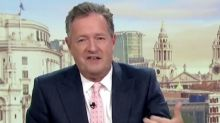 Piers Morgan hints he will quit Good Morning Britain in January