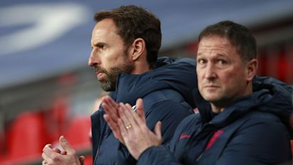 This is not fantasy football – Steve Holland says England can't cram in forwards