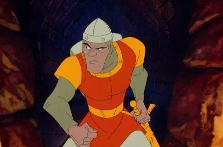 PSP Dragon's Lair game needs publisher