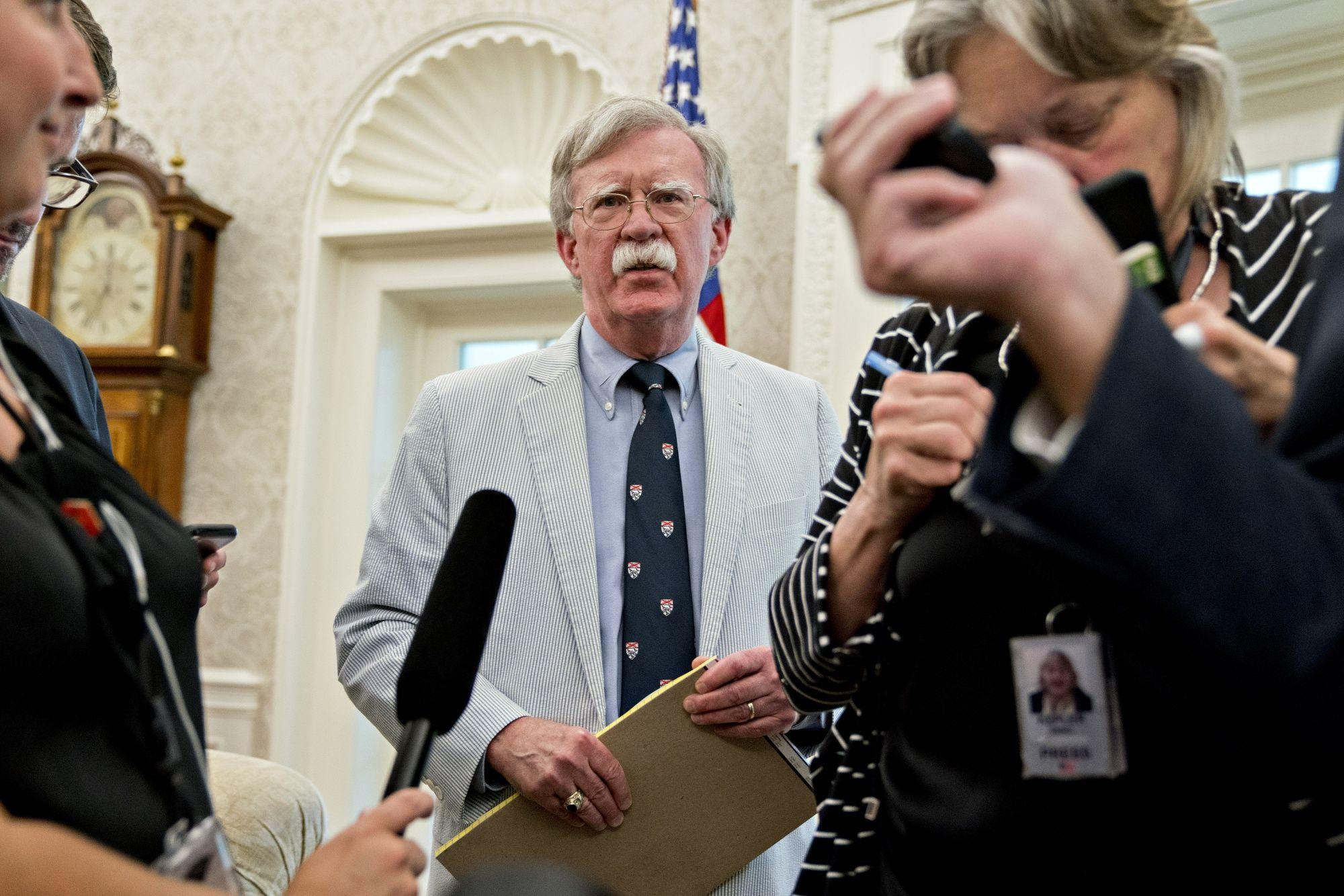Willing to Testify Before Senate on Trump's Impeachment Trial, Says Bolton