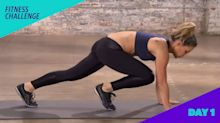 Feel 'fantastic' after 7 days: Jillian Michaels made this 7-minute fitness challenge for Yahoo readers