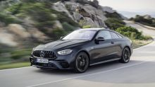 Mercedes-AMG nixes V8 and PHEV powertrains for E-Class coupe and cabriolet