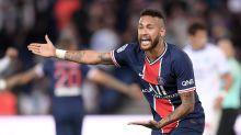 Neymar droht nach Ausraster Sperre bis November