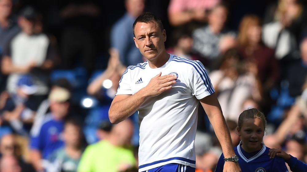 Chelsea's Stamford Bridge tribute to Terry