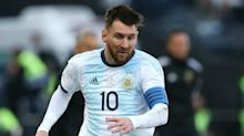 Messi in squad for Argentina's World Cup qualifiers