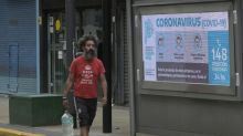 Buenos Aires homeless stuck on the streets during coronavirus lockdown