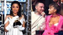 Ariana Grande Tweets, Deletes Angry Messages as Mac Miller Loses Grammy to Cardi B: 'Trash'