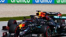 "Verstappen ""shocked"" at ""too slow"" Red Bull gap to Mercedes in Styrian GP"