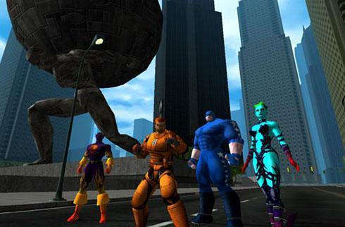 City of Heroes making the MMOve to Mac
