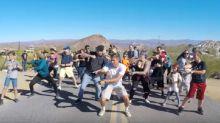 '1000 personas bailando'... el vídeo que ha maravillado a Internet