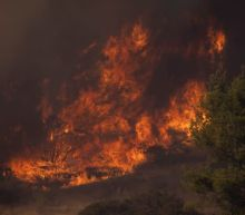 Fire crews battle to tame Southern California wildfire after thousands flee