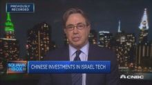 Chinese investment in Israeli tech is growing, and it's 'quite welcome' for some