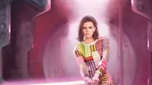 Top models feature in Star Wars-inspired editorial