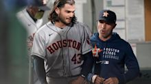 Toro HR hours after trading sides, but Astros beat Mariners