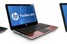 HP sneaks out new dv4, dv6, dv7 and g4 Pavilion laptops, Ivy Bridge in tow (video)