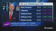 This strategist likes financials in the US