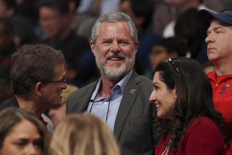 How Jerry Falwell Jr mixed his personal finances with his university's