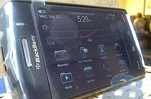 BlackBerry 9570 is definitely a refreshed Storm2, but is it called the Storm3?