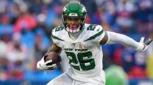 Jets' Le'Veon Bell uses midnight boxing to get in 'phenomenal' shape