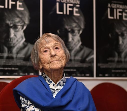 It Was 'Just Another Job.' Goebbels Secretary, 105, on What She Knew