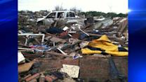 Search for survivors nearly done after Oklahoma tornado
