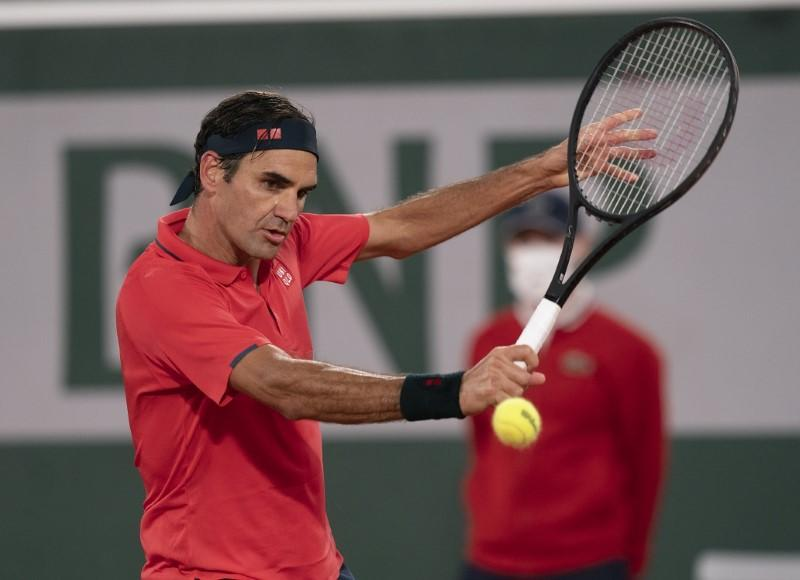 Tennis-It's 'go time' for Federer, 39, with favoured grasscourt season about to begin