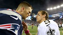 It's Brady vs Brees for NFC South crown