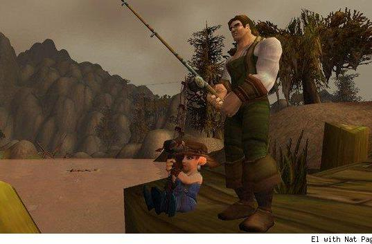 Patch 4.3 changes make leveling fishing a breeze
