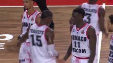 Basket - Jeep Élite - Jeep Élite, 3e journée: le résumé de Monaco - Roanne en vidéo