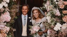 Princess Beatrice Just Released Her Stunning Wedding Photos