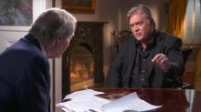 '60 Minutes': Steve Bannon fought dirty with Charlie Rose