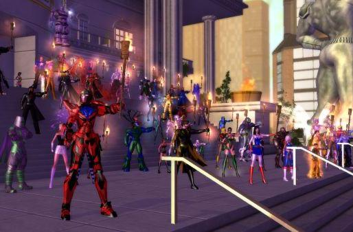 NCsoft crushes the hopes of City of Heroes fans