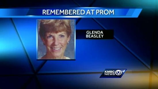 Louisburg prom honors longtime teacher