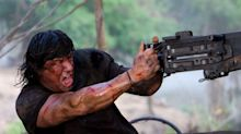 """Sylvester Stallone teases """"hard R rating"""" for Rambo sequel"""
