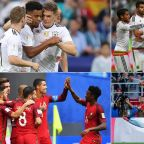 Tests begin now for Confederations Cup's expected semifinalists