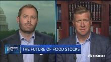 The future of food stocks
