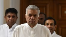 Sri Lanka's ousted PM sets deadline to end crisis