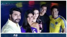 View Pic: Salman Khan, Katrina Kaif, Mammootty and Sachin Tendulkar pose for a special selfie