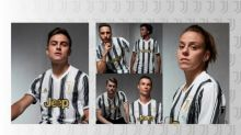 Com retorno das listras, Juventus lança nova camisa para 2020/2021