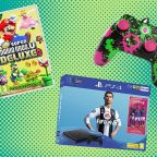 Amazon Prime Day's best game console deals: From Playstation VR package to the Nintendo switch