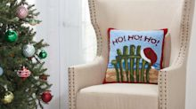 Take festive to a new level with Walmart's holiday decor sale