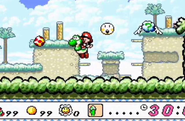 Nintendo 'gigaleak' reveals the classic games that never were