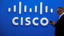 Cisco gives tepid current-quarter forecast; sees weak client spending