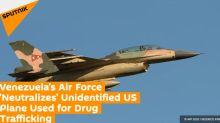 美國飛機闖「委內瑞拉領空」遭擊落 俄媒:疑似運毒