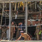 Sri Lanka: Local militants carried out bombings; 200+ killed in blasts at churches, hotels