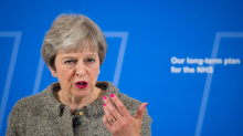 Theresa May confirms taxpayers will fund 'Brexit dividend' cash boost for NHS